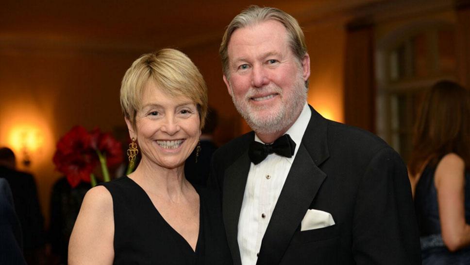 Barbra and Bill Schumann