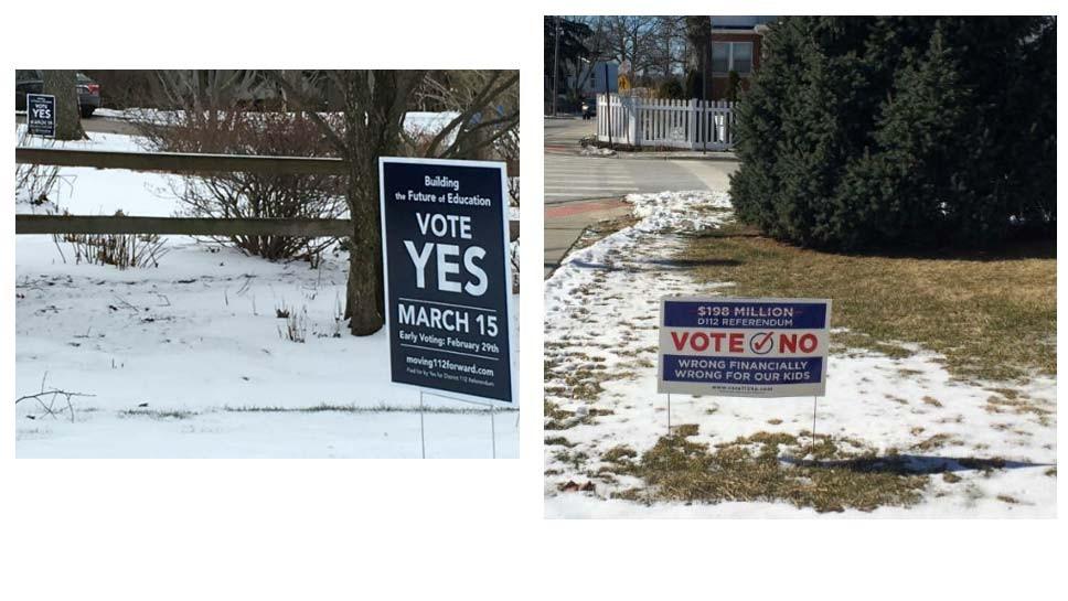 Election: Highland Park Referendum