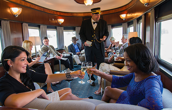Private Rail Adventure To The Kentucky Derby