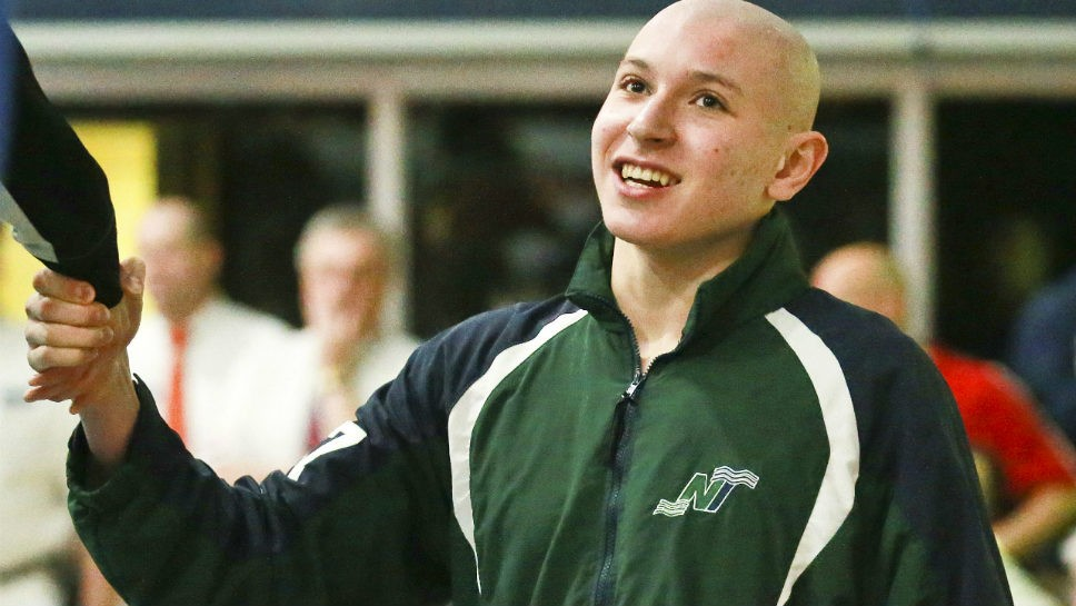 NT's Scheinfeld a show-stopper at state