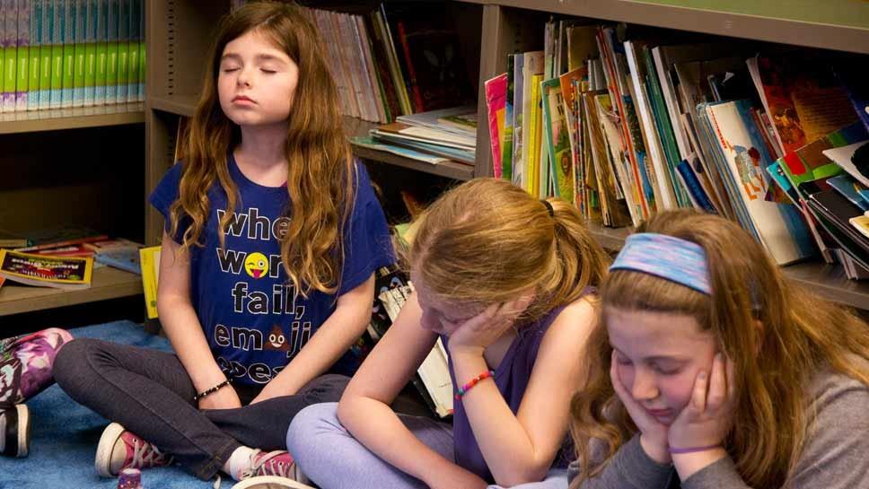 Sherwood School Adopts Calm Classroom