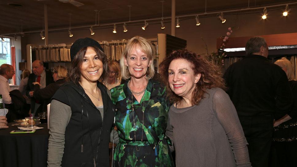Carla Levi, Katie Cory, Darlene Shuff Photography by Larry Miller