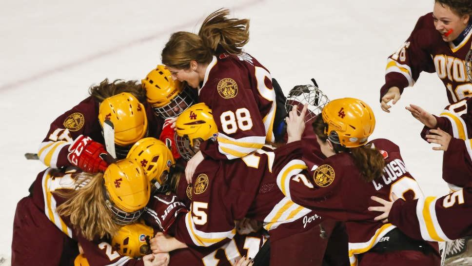 SportsFolio: LA girls claim state crown