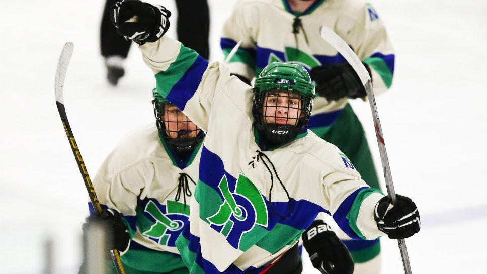 SportsFolio: Hockey State Semifinal — NT 2, LA 1