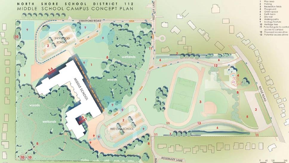 D-112 Unveils Middle School Designs