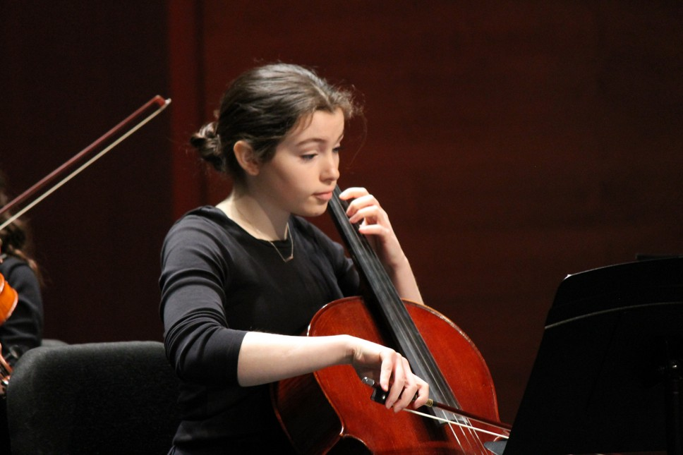 Woodlands Hosts Fine Arts Concert