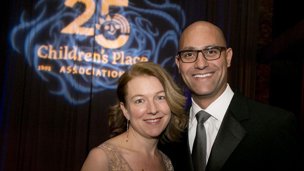 Jennifer & Chris Reddick