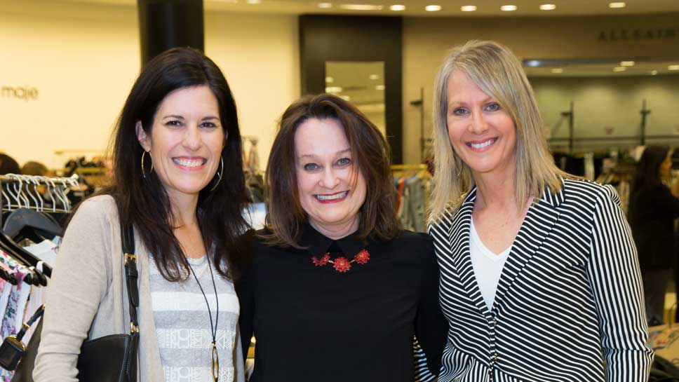 Wendy Hurst, Katlhleen Connelly, Leah Thensted
