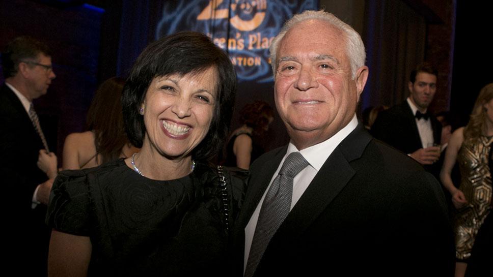 Linda & Richard Price