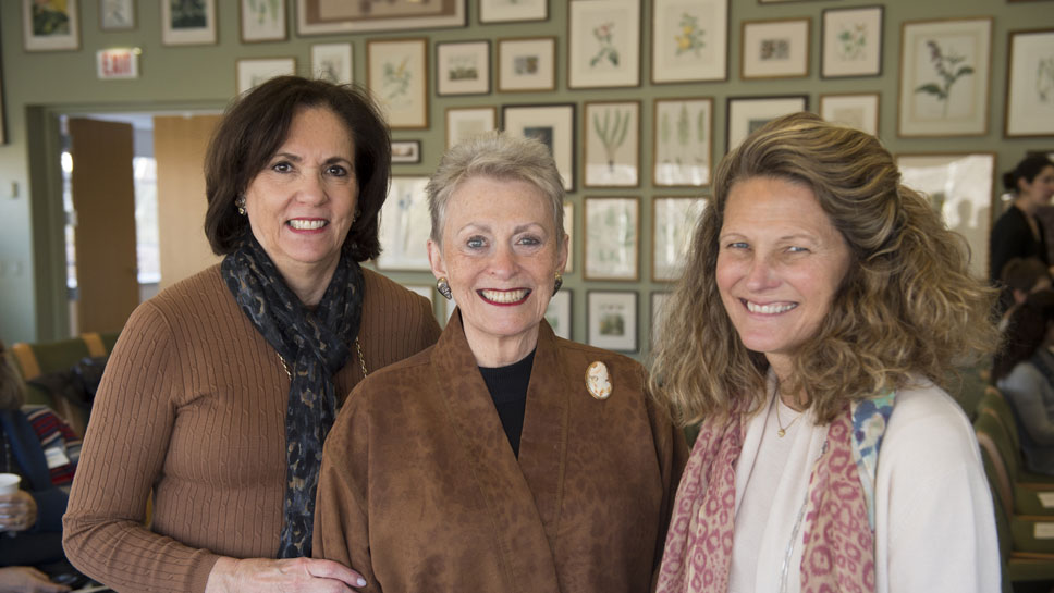 Sandy Gerstman, Barbara Balsley, Sandy Miller