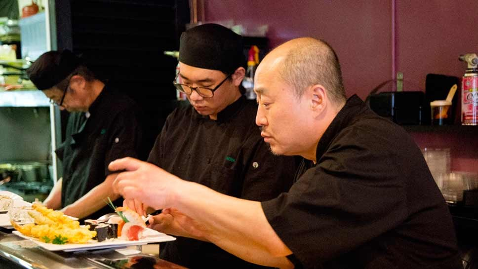 Koya: Sushi Haven In HP, Wilmette