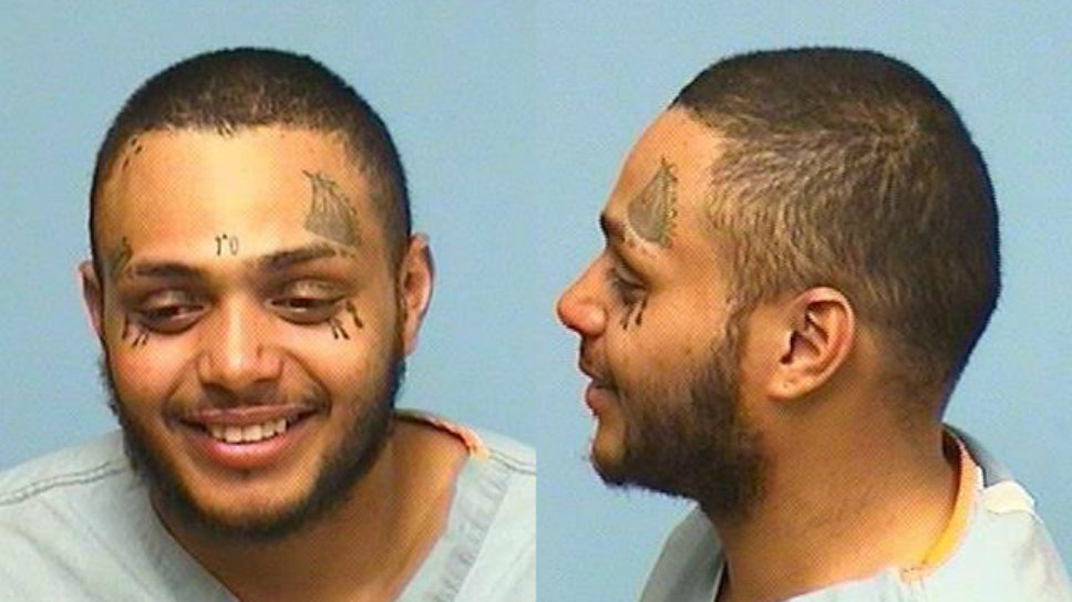 Marshall Delvalle. Photo courtesy of Lake Forest Police Department.
