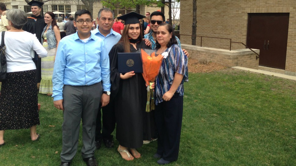 Community Effort Gets Kids to College