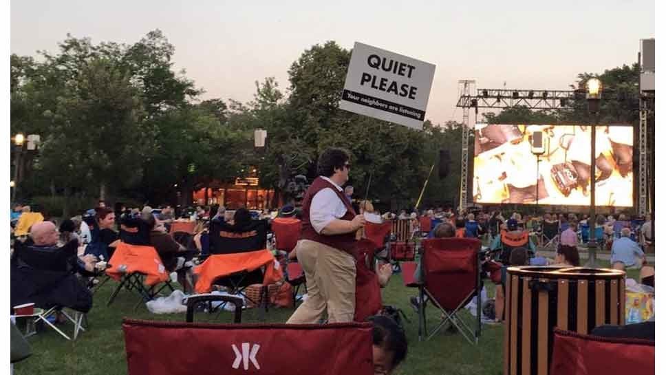 Glitch Stymies Ravinia Sales