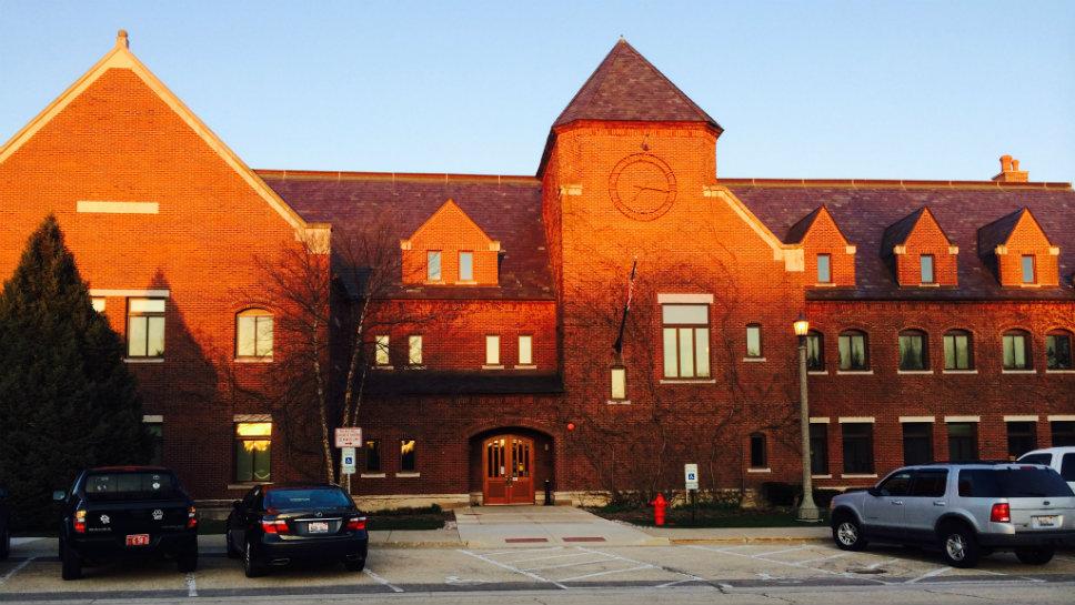 Northbrook Village Hall.