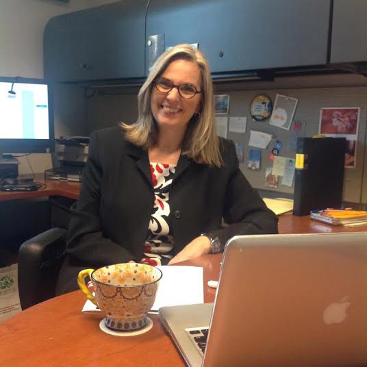 Catherine Lemmer will take over as the director of the Lake Forest Library May 16. Photo courtesy of Catherine Lemmer.