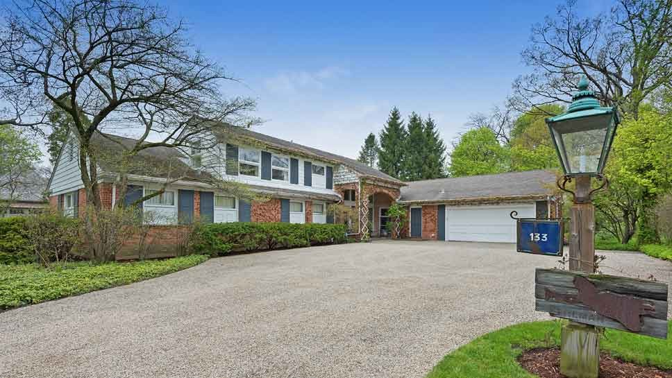 133 Timber Lane Glencoe, IL 60022
