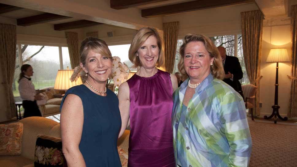 Megan Morris, Jeanne McKiernan, Mary Oelerich Photography by Mary Carol Fitzgerald