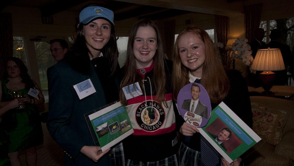 Jen Slaughter, Erin Pattie, Caylee Hamilton