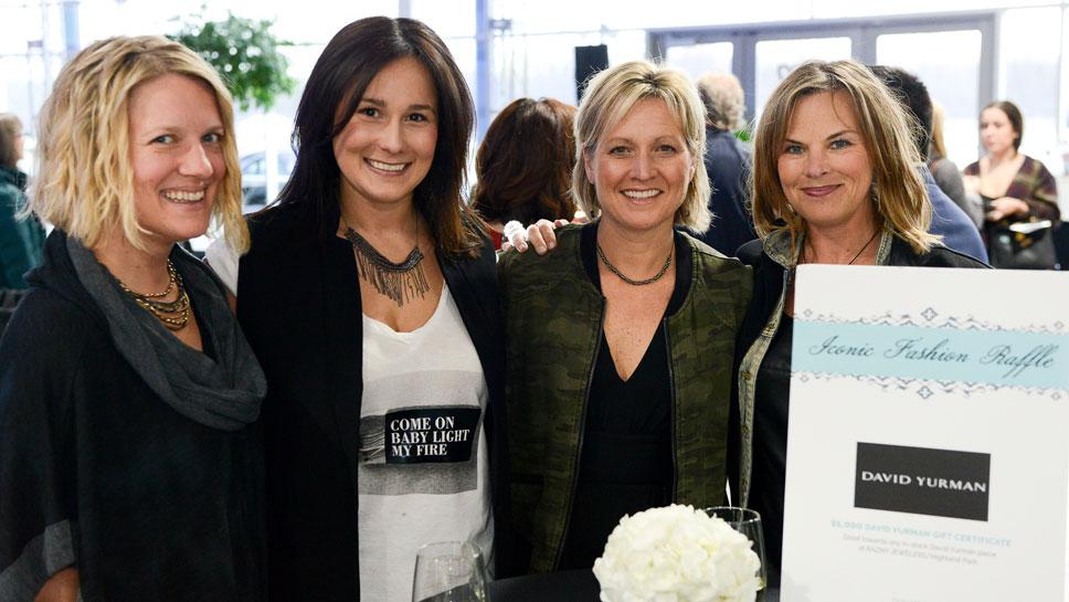 Nicki Wambay, Liz Duton, Anne Nielsen, Jennifer Lawrence