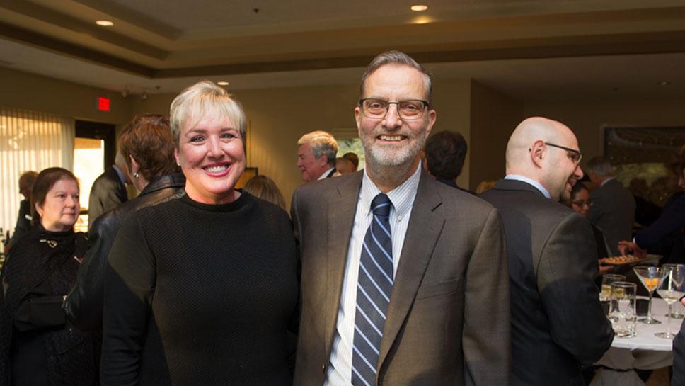 Gail Donahue, Richard Zwirner