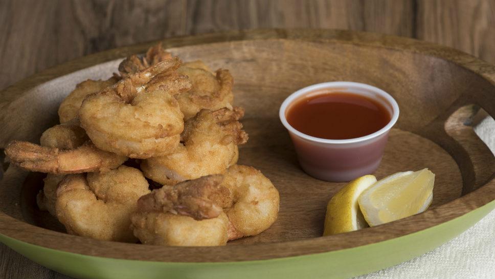 Honey's Hot Fried Shrimp