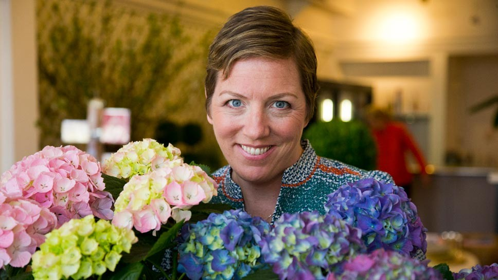 New Florist Opens On Market Square