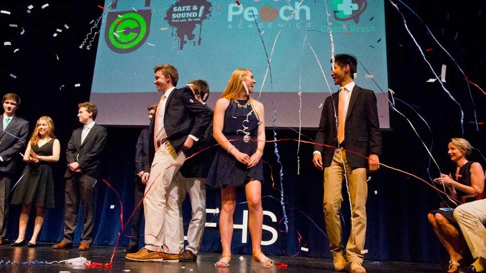 LFHS 'Shark Tank' Nets 2 Winners