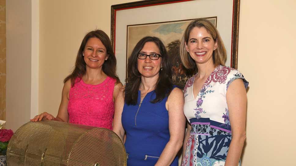 Camille Prindle, Susan Chandler, Katherine Reay