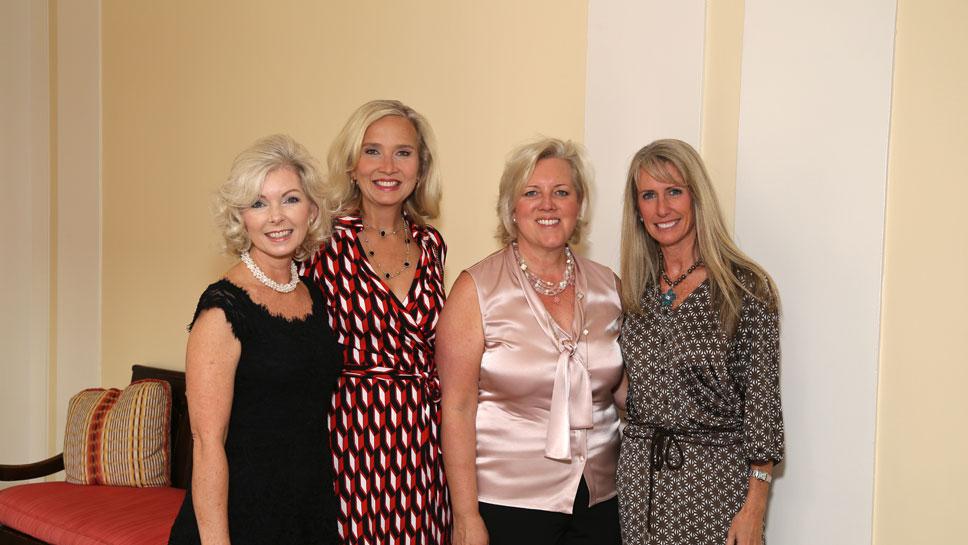 Lynne Kennedy, Robin Norkus, Elizabeth Abbattista, Mary Beth Schmidt