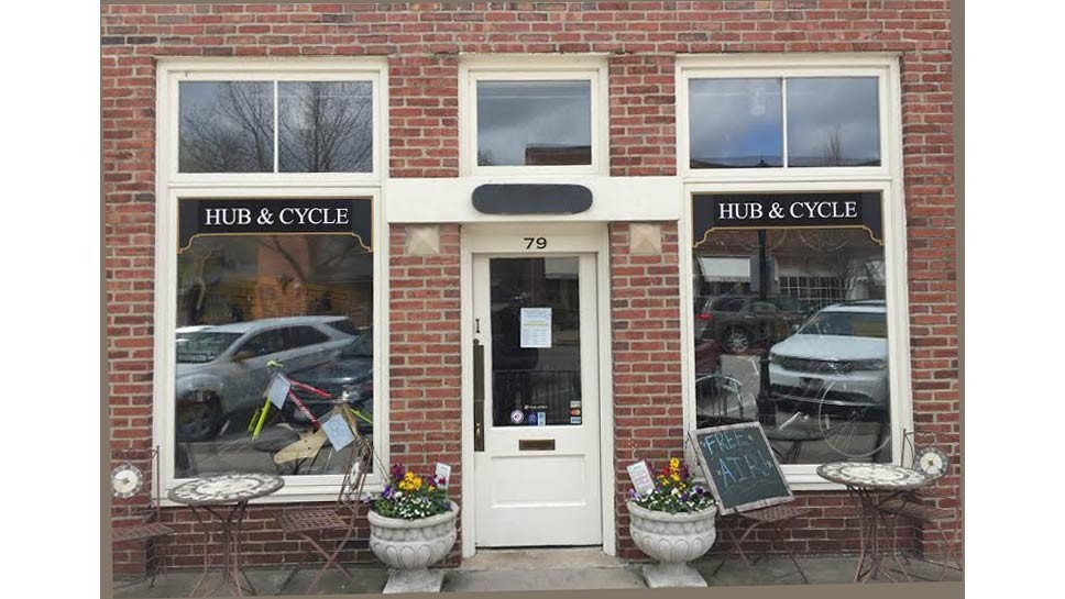 New Bike Shop Opens in Old Place