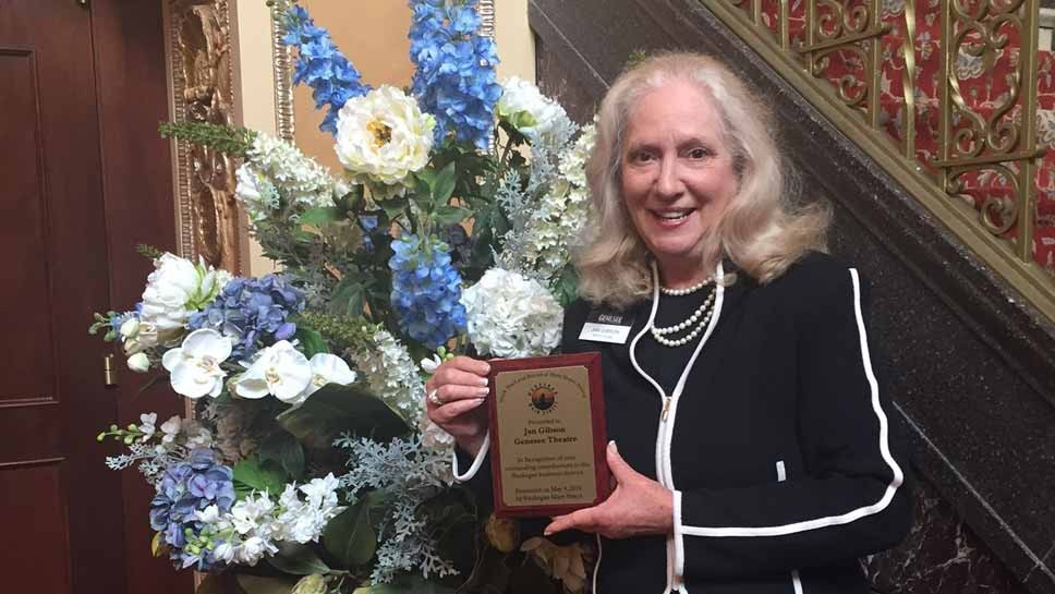 Genesee Manager Receives Award