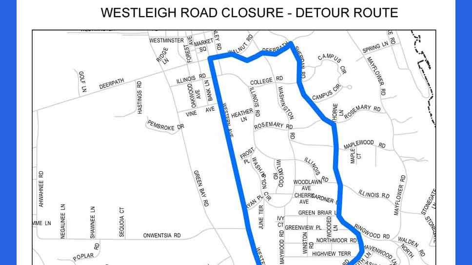 Westleigh To Close For 1 Week