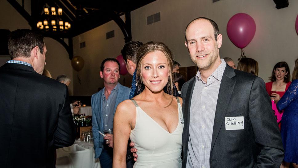 Lisa & John Kinzelberg