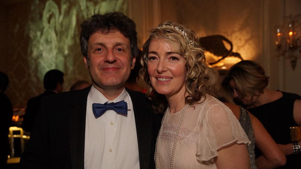Olivier & Laurie Pasquier