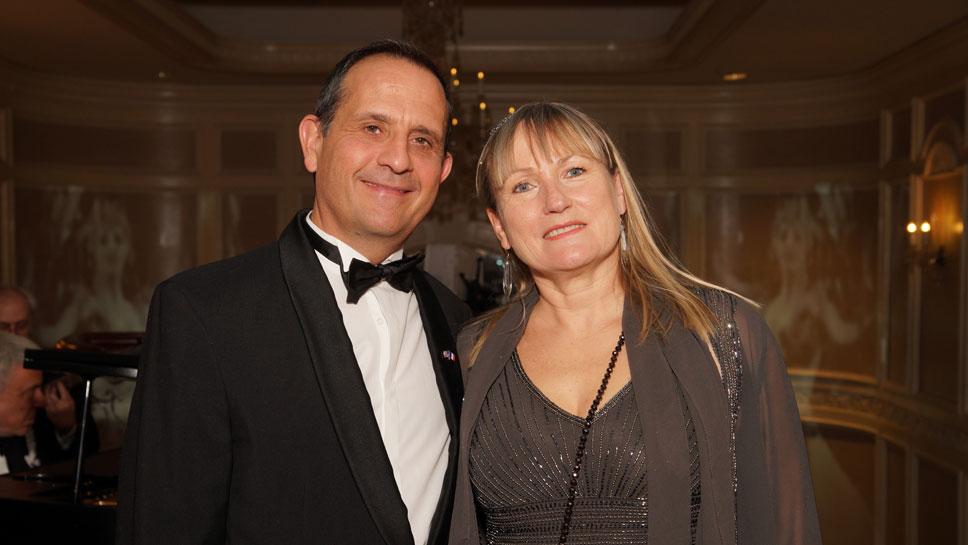 Vincent & Christine Floreani