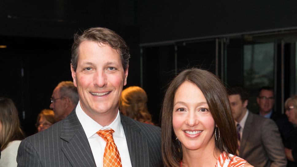 David & Kristy Burden