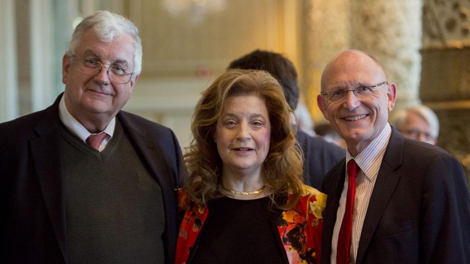 Wolf Peddinghaus, Joanne Brooks, Herbert Quelle