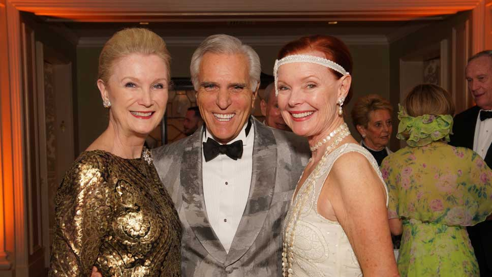 Libby & David Horn, Mary Ellen Connellan