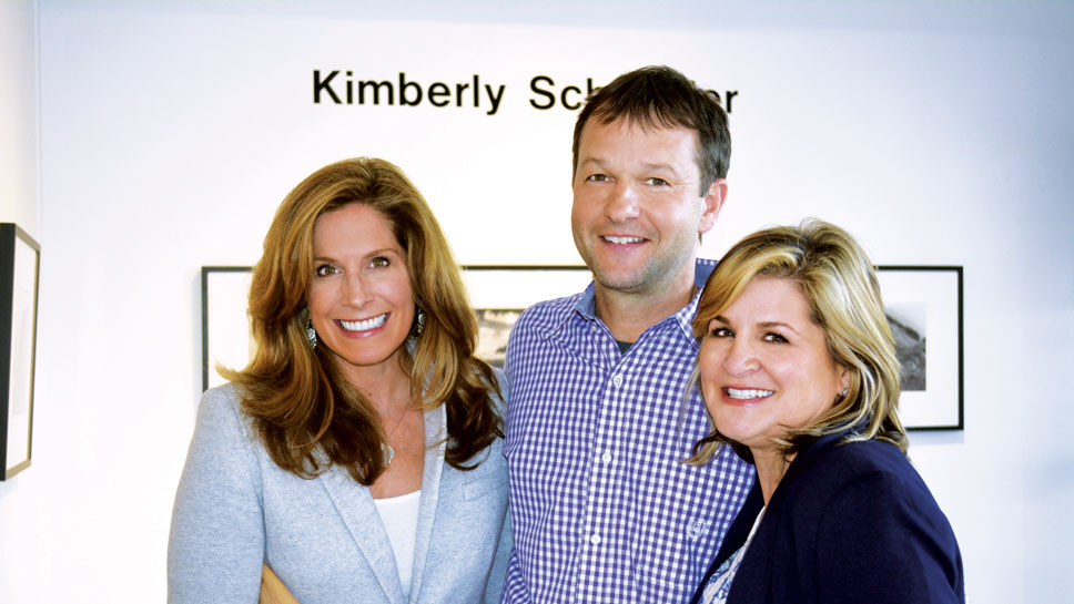 Wendy Ferguson, Ben and Jenn Matuska