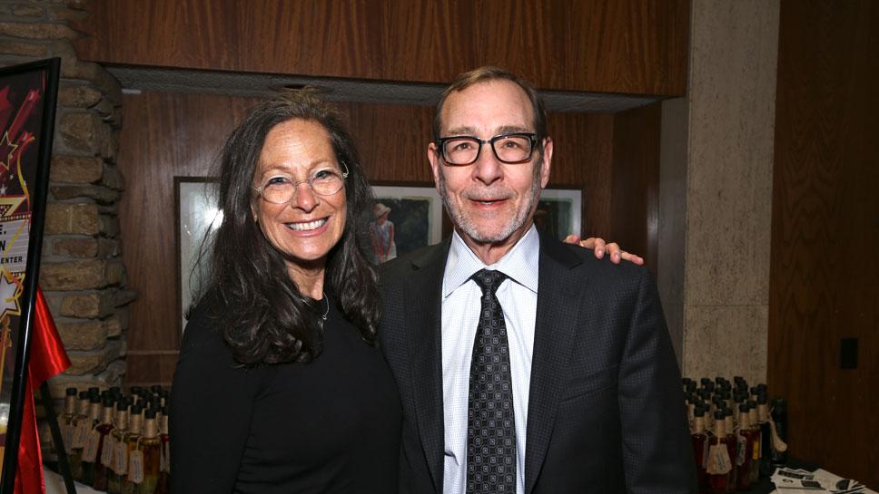 Gloria Matlin, Dr. Jay Goldstein
