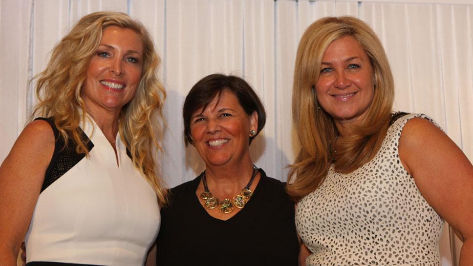 Beth Robinson, Susan Riley, Dena Pavlopoulos