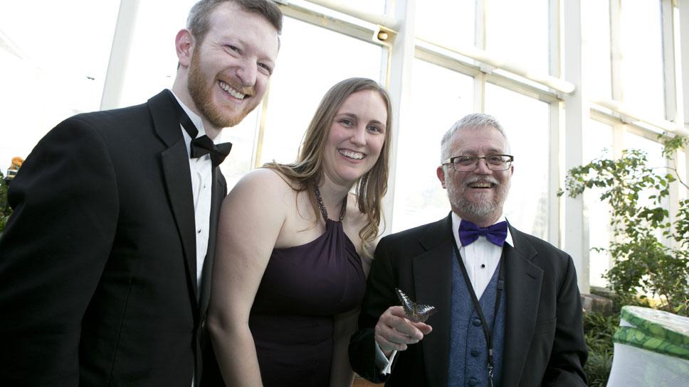 Zach & Amy Waickman, Doug Taron