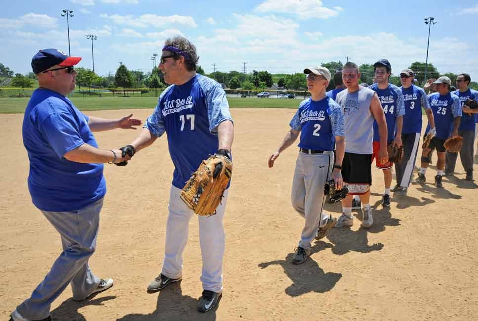 Detroit Softball League Hits Homerun For Community