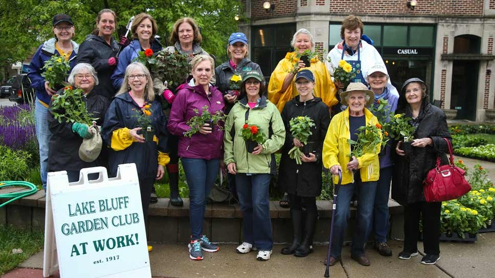 Lake Bluff Garden Club Turns 100