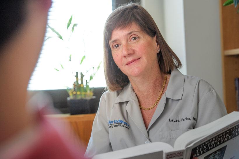 Dr. Laura Parise
