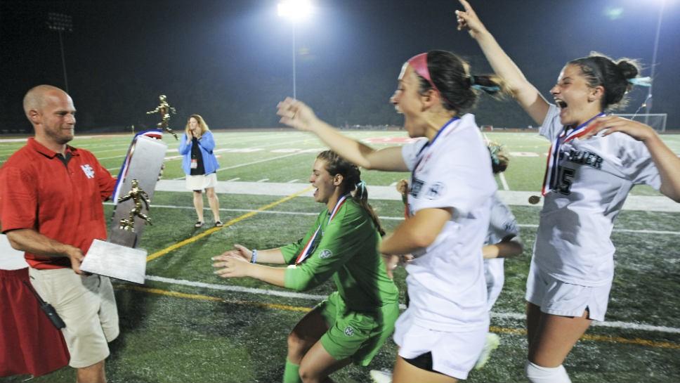 Soccer Recap: Trevians reign supreme again