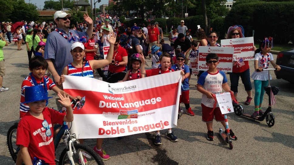 D-112 Dual Language Families To Unite In Parade