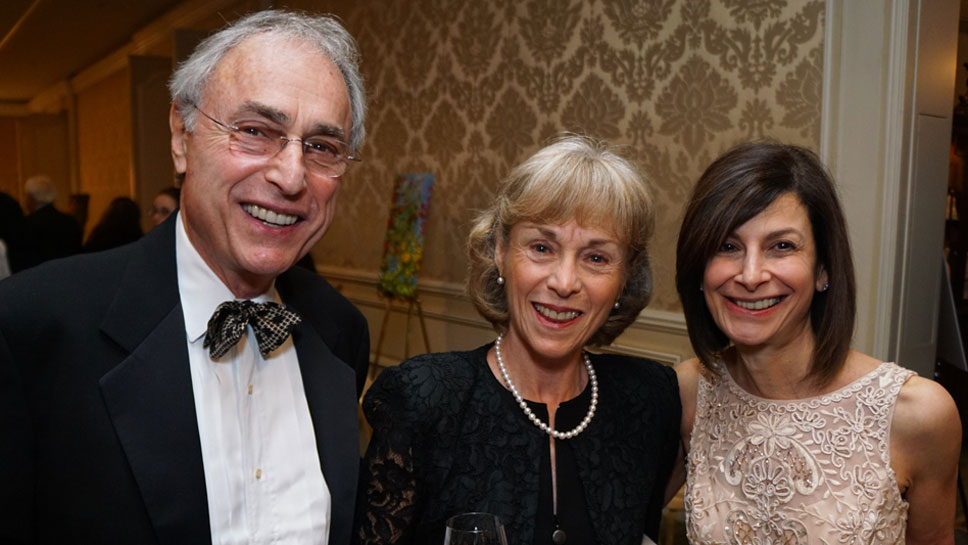 Ivan & Marilyn Kushen, Andrea Kaplan Photography by Robert Sit and John Reilly Photography