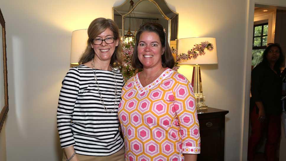 Emily Marshall, Debbie Sanders